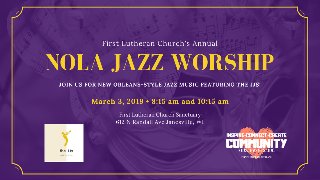 Christmas Cantata 2019 New Orleans.Nola Worship First Events Janesville